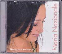 CD ♫ Compact disc «MARIA NAZIONALE ♪ PUORTAME A CAMMENA'» nuovo
