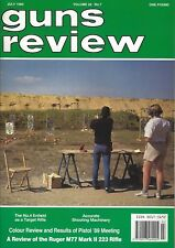 GUNS REVIEW - THREE ISSUES FROM 1989 (7 - 9)