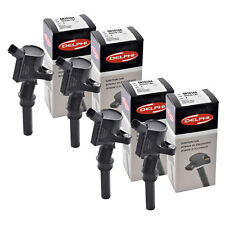 New Delphi Ignition Coil Set of 4 GN10164 For Ford Lincoln Mercury 1997-2012