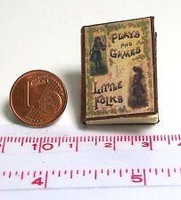 1229# Nostalgiebuch engl.-Plays and games 1889 - Puppenhaus - Puppenstube M1zu12