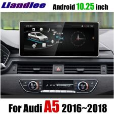 Car Multimedia Player NAVI For Audi A5 F5 S5 RS5 2016~2018 Navigation GPS