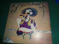 FUZZY DUCK - LP -  LABEL MEDIUM