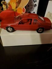 AMT Ertl 1988 Chevrolet Beretta GT Dealer Promo Model #6103EO Bright Red