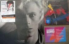 "DAVID BOWIE, iSELECT LP + RAGAZZO SOLO...7"", MAMBO BOLOGNA ITALY (SEALED)"