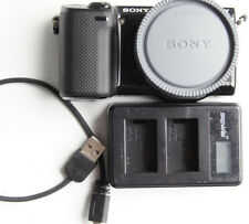 Sony NEX-5R 16.1MP (Body Only) WiFi Mirrorless Camera 32.9k shutter count