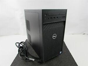 Dell Precision 3630 Workstation Intel Xeon E-2174G 3.8GHz 1TB SSD 16GB Ram W10P