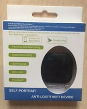 Anti Lost Anti Theft Bluetooth Alarm Device Key Finder Tracker GPS Black COLOUR