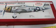 "RC Balsa Kit - Top Flite - P-47 Thuderbolt - Kt RC-19   Wing 60"""