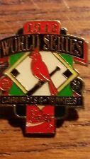 St Louis Cardinals vs. Yankees 1942 World Series Pin - Coca-Cola / National 1992