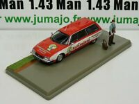PU18T voiture 1/43 Eligor : CITROËN CX break SERRURIER