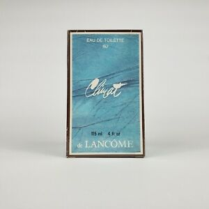 Sealed Vintage LANCOME CLIMAT Eau de Toilette Perfume EDT 115 ml 4 Fl Oz Splash