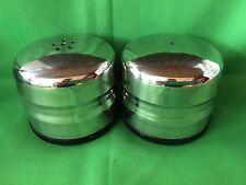 Salt & Pepper Shakers 18/8 Stainless Steel Jumbo 65mm Height