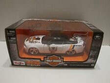 Maisto Harley Davidson Custom 2011 Ford Mustang GT 1:24 Scale Diecast C34-61