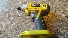 """18v Ryobi 1/4"""" Hex Impact Drill Driver 18 volt Model P234G  New!!"""
