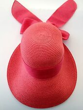 New Women's Crushable Packable Cloche Straw Floppy Hat SPF50 Protection SUMMER