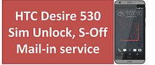 Mail-in Unlock Service HTC Desire 530 T-mobile, Metropcs