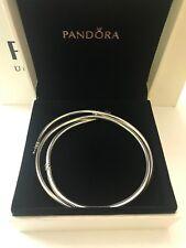 Auténtica Pandora plata esterlina collar de arranque 590703HV - 50 Cm