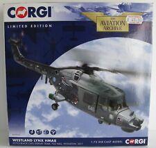Corgi Aviation Archive AA39005 1:72 Ltd Ed Westland Lynx HMA8 Black Cats
