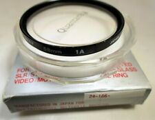 Quantaray 58mm 1A Skylight Lens filter made in Japan Boxed