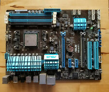 ASUS Motherboard M5A97, Socket AM3+, AMD 970 Chipset, DDR3 with CPU AMD FX 4100