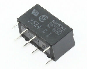 12V Relay G5V-2-12VDC 2A Signal Relay 8PIN for Omron Relay Ohm PCB Power Relaies