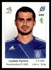 Panini Euro 2012 - Loukas Vyntra Greece No. 88