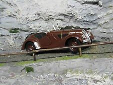 Ricko BMW 328 1:18 Brown