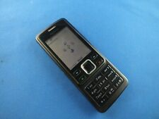 Original Nokia 6300 2MP Bluetooth Ohne Simlock Handy Black Schwarz D,E,F,I,Es,TR