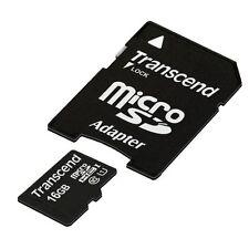 Tarjetas de memoria Universal clase 10 para teléfonos móviles y PDAs con 16 GB de la tarjeta