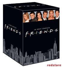 FRIENDS Cofanetto - Serie completa da 1 a 10 (49 DVD) Italiano Sigillato-NOVITA'