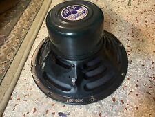 "1962 JENSEN P10R 10"" Vintage Speaker"