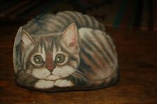 Nwt Striped Tabby Kitten Kitty Weight by Leslie Anderson