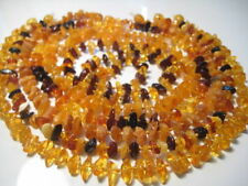 Collane e pendagli di bigiotteria collier ambra