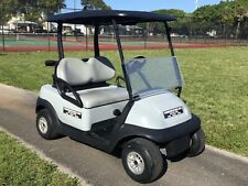 2017 gray Club car clubcar Precedent 2 Passenger seat Golf Cart 48 volt 48v
