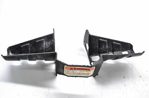 04 Bombardier Outlander 400 4x4 Rear Differential Guard Cover