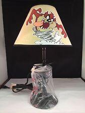 "LOONEY TUNES ""TAZ"" TASMANIAN DEVIL WHIRLWIND TABLE LAMP, 718-I"