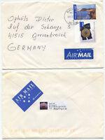 34075 - Australien - Beleg - Blackburn 30.10.2009 nach Grevenbroich