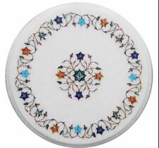 Decorative Marble Coffee Table Top Pietra Dura Handmade work Home Decor