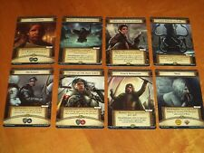 Kingsmoot Set - LCG 2nd Edition A Game of Thrones Alternate Art Promo 8 Cards