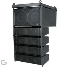 Citronic CLA-300 Active 600W RMS Pro DJ Line Array PA Speaker Subwoofer System