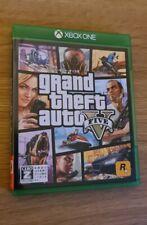 Grand Theft Auto V GTA 5 - Xbox One - Japanese - NTSC-J Ultra Rare