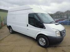 High Roof LWB Commercial Vans & Pickups with Disc Brakes