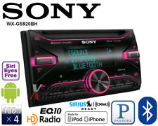 Sony WX-GS920BH Car Radio Stereo CD Bluetooth Pandora SiriusXm