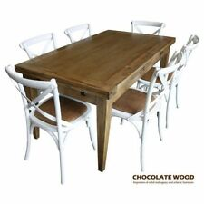 Oak Contemporary Dining Furniture Sets