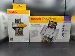 Kodak EASYSHARE 500 Photo Printer With Extras EUC