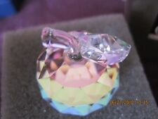 Iris Arc Crystal Apple Figurine