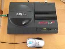 Commodore Amiga CD32  + TF Expansion - 8MB Ram, 8GB CF, iGame, Diggers/Oscar CD