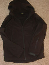 Condor Summit Black #602 Soft Shell Zip Up Jacket! Size M