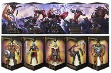 "Hasbro Marvel Legends 6"" Battle For Asgard 5 Pack Thor SDCC 2017"
