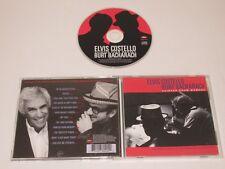 ELVIS COSTELLO/BURT BACHARACH/PAINTED FROM MEMORY(MERCURY 314 538 002-2)CD ALBUM